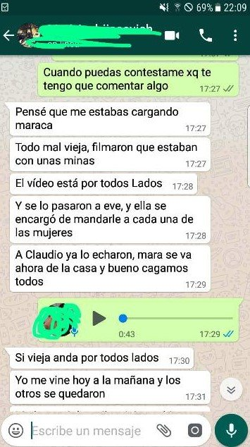 chat de mujeres